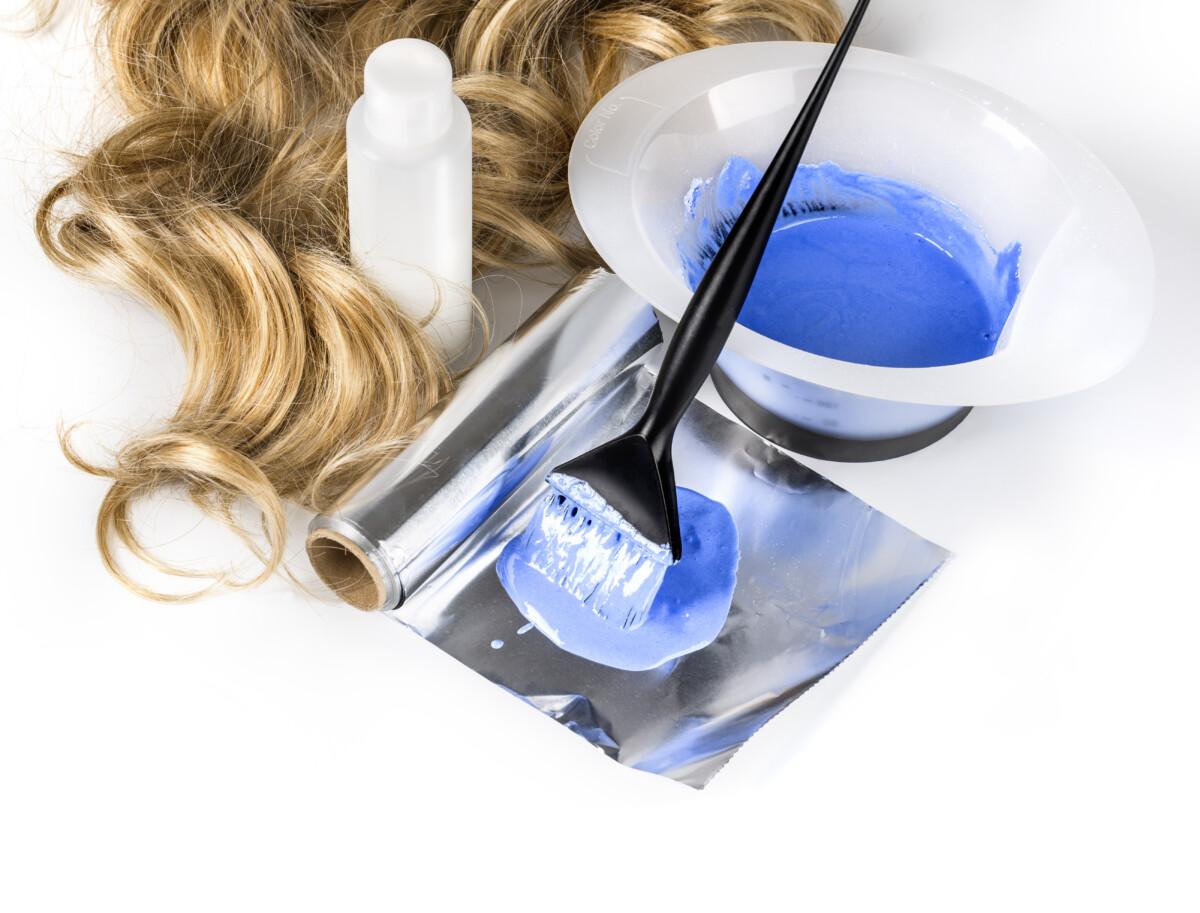 Haarfarbe & Entwickler Produkte